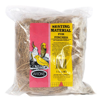 Avione Swamp Grass & Feathers Nesting Material For Finches  image