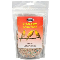 Avione Canary Premium Bird Treat Song Food 200g  image