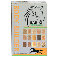 Bariki Body Builder Training Feed Mix Muscle Condition Stamina 3kg  image