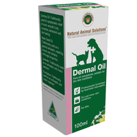Nas Dermal Oil Pet Dry Skin Conditioner 100ml  image