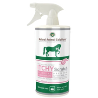 Nas Itchy Scratch Equine Solution 500ml  image