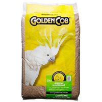 Golden Cob Budgie Supreme Nutritious Seed Mix Food Treats 20kg  image