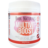 Bark Naturals Mulitvit Boost Dogs Treatment 300g  image