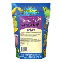 Vetafarm Avian Crittacare Birds Nutritional Support 450g image