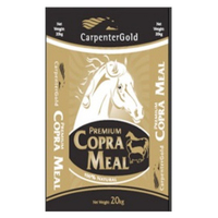 Carpenter Gold Copra Meal Horses Cattle & Livestock Organic Feed 20kg image