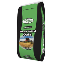 Green Valley Oats Steam Rolled Animal Feed Supplement 20kg  image