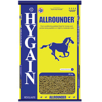 Hygain Allrounder Horses & Ponies Cool Conditioning Pelleted Feed 20kg  image
