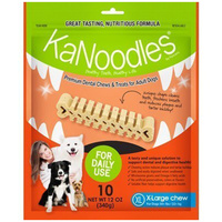 Kanoodles Adult Dogs Premium Dental Chew Treat XL 340g  image