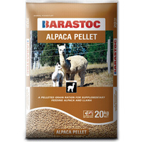 Barastoc Alpaca Pellets Grain Maintenance Food Llama 20kg  image