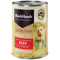 Black Hawk Grain Free All Breed Adult Dog Food Beef - 2 Sizes image