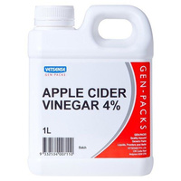 Gen Pack Apple Cider Vinegar 4% Animal Feed Supplement - 2 Sizes image