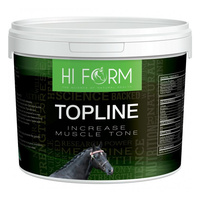 Hi Form Topline Horses Increase Muscle Tone Supplement - 3 Sizes image