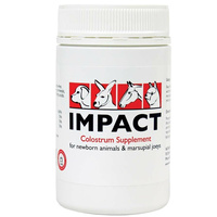 Wombaroo Impact Colostrum Supplement for Mammals Marsupials - 4 Sizes image