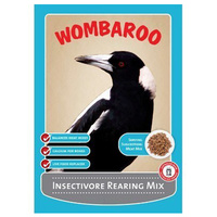 Wombaroo Insectivore Carnivorous Bird Rearing Breeding Supplement - 2 Sizes  image