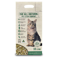 All Natural Pet Cat Litter Vermiculite Lightweight Eco Friendly - 2 Sizes  image
