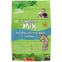 Vets All Natural Complete Mix for Cats Kittens Raw Food - 2 Sizes  image