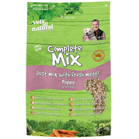 Vets All Natural Complete Mix for Puppy Dog Raw Food- 2 Sizes image