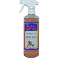 Equinade Glow Silk Pooches N Cream Deodoriser Pooches Dog - 2 Sizes image