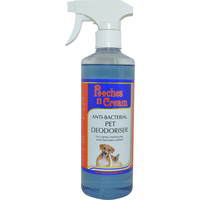 Equinade Glow Silk Pooches N Cream Deodoriser Fantasia Bloo Dog 2 Sizes image