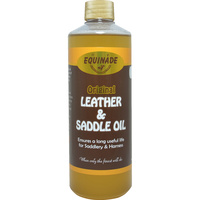 Equinade Original Leather & Saddle Oil for Saddlery & Harness 5 Sizes image