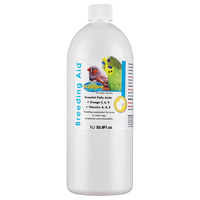 Vetafarm Pet Bird Breeding Aid Liquid Vitamin Supplement - 5 Sizes image