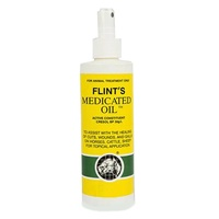 Iah Flints Medicated Oil Healing of Cuts & Wounds for Horses - 3 Sizes image