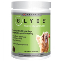 Glyde Mobility Chews Dogs Joint Health Support 2 Sizes image