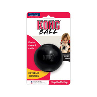 KONG Dog Extreme Ball Rubber Interactive Dog Toy - 2 Sizes image