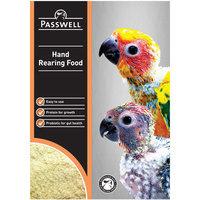 Passwell Hand Rearing Baby Bird Food Creamy Treat - 2 Sizes image