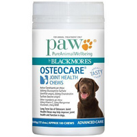 Paw Osteocare Dogs Joint Health Tasty Treat Chews - 2 Sizes image
