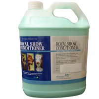 Pharmachem Royal Show Dogs Cattle & Horses Grooming Conditioner 3 Sizes image