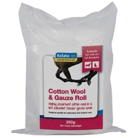 Kelato Horse Cotton Wool & Gauze - 2 Sizes image