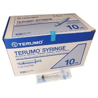 Terumo Syringe Hypo Luer Lock Tip no Needle - 2 Sizes image