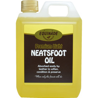 Equinade Light Neatsfoot Oil for Horse Personal Leather Care - 5 Sizes image