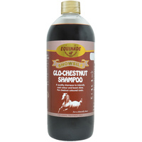 Equinade Showsilk Glo Chestnut Deepens Color Shampoo Horse - 6 Sizes image