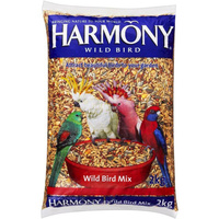Harmony Wild Bird Mix Seed Healthy Feed 3 Sizes image