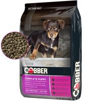 Ridley Cobber Puppy Complete Balanced Diet Dry Dog Food - 2 Sizes image