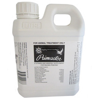Inca Primactor Racing Pigeons Vitamin & Mineral Supplement 500ml  image