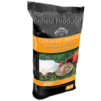 Country Heritage Organic Backyard Soy Free Layer Mash Poultry Feed 20kg image