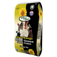 Green Valley Open Range Home Grown Short Layer Pellet 20kg image