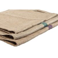 Superior Pet Hessian Bag Easy To Fit Dog Bed Cover - 5 Sizes image