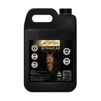 Hi Form Alphaflax Organic Cold Pressed Flaxseed Oil Horse Supplement - 2 Sizes image