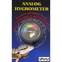 Urs Analog Hygrometer Humidity Control Device  image