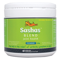 Sashas Blend Dogs Joint Health Treatment Powder 250gm  image