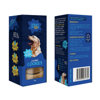 Doggylicious Calming Cookies Dogs Tasty Treats 160g image