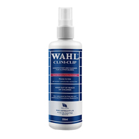 Wahl Clini-Clip Clipper Blade Disinfectant & Cleaner Spray 250ml image