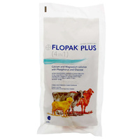 Bayer Flopak Plus Milk Fever Treatment Calcium Magnesium 500ml  image