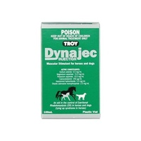 Troy Dynajec Muscular Stimulant for Horse Dog 100ml  image