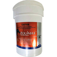 Equimax Horse Wormer Paste Skin Lesion Summer Sore Treatment Pail  image