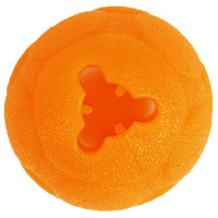 Aussie Dog Buddy Ball Small Treat Toy Chicken Flavor for Pet Dogs -  image